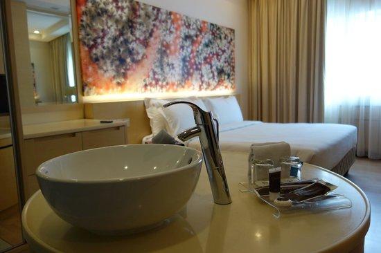Ansa Kuala Lumpur: Room view