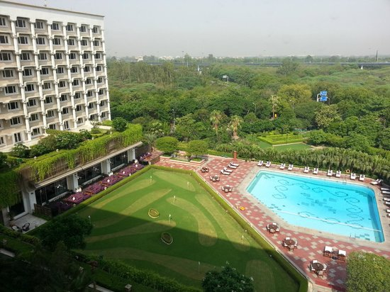 Taj Diplomatic Enclave, New Delhi: Room View