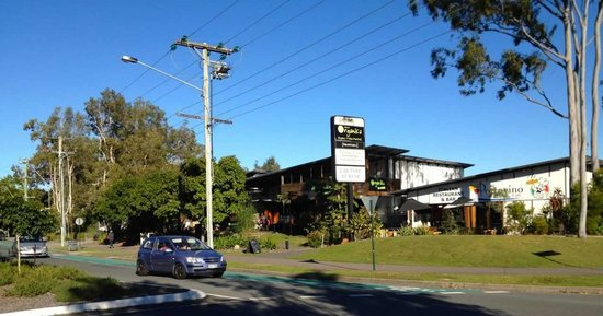 Weyba Gardens Resort Noosa : Restaurants, Coffee and Organics