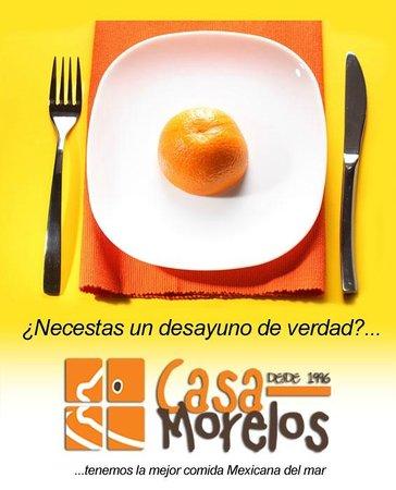 Casa Morelos : promo