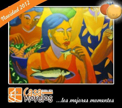 Arte Casa Morelos