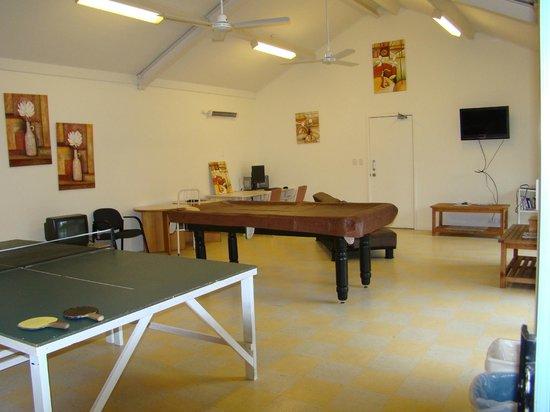 Dunsborough Central Motel: Recreation/Games Room
