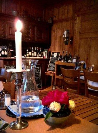 Landhaus: Restaurant