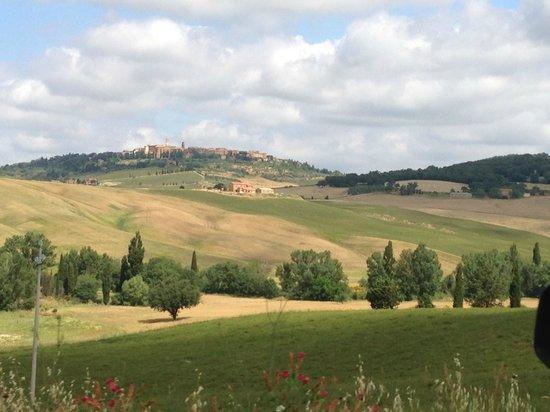 La Fattoria Bellandi : i paesaggi meravigliosi
