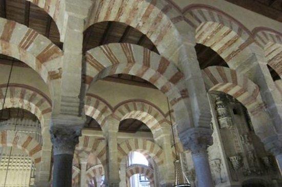 Moschee-Kathedrale (Mezquita de Córdoba): Column Wood