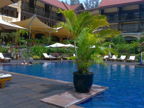 Victoria Angkor Resort & Spa: Beautiful pool