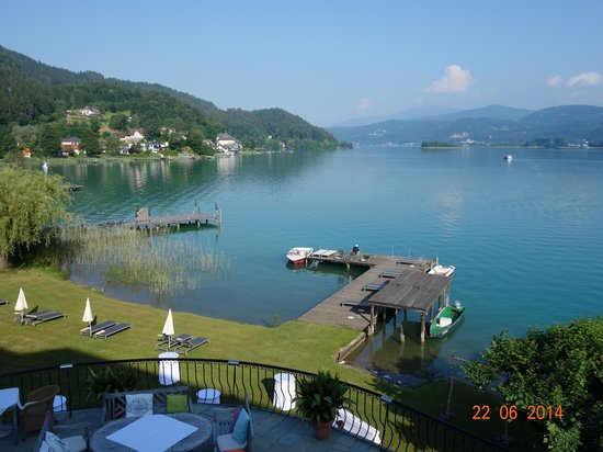 Hotel Linde: lakeview