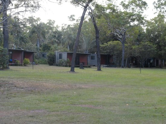 Mary River Wilderness Retreat & Caravan Park: Cabins