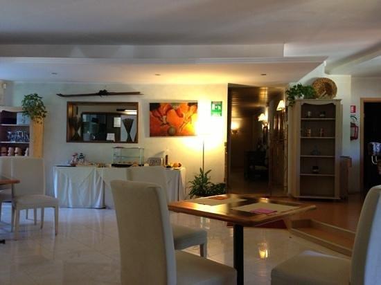 Hotel BiancoNero : prima colazione