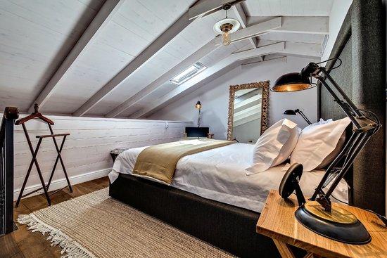 The Varsano Hotel: Duplex Suite