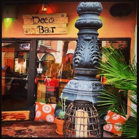 Deco Bar