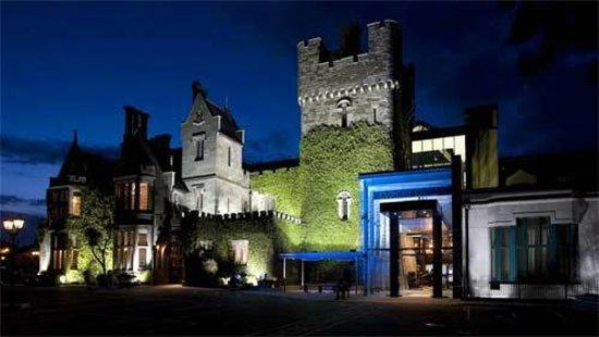 Fahrenheit Restaurant: Clontarf Castle - Home of Fahrenheit