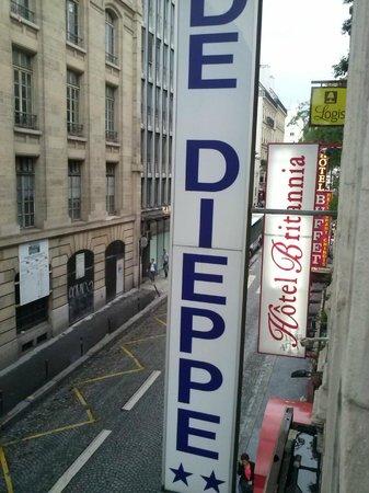 Hotel de Dieppe: Gare Saint Lazare