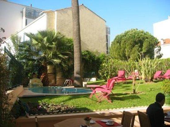 Sun Riviera Hotel : Garden