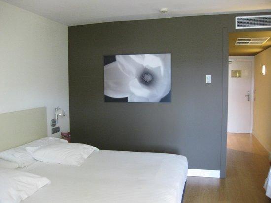 Magnolia Hotel: Mi Habitacion..