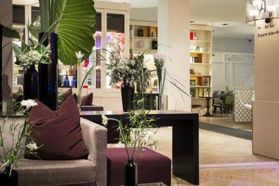 Bel Ami Hotel: Hall Hotel Bel Ami