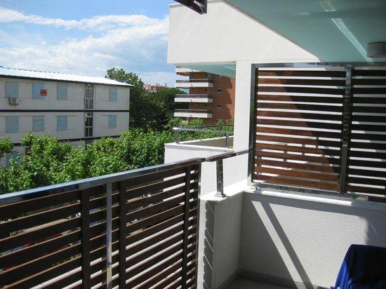 Magnolia Hotel: El Balcon