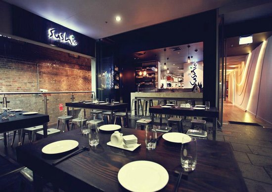 best sushi train restaurant sydney cbd picture of sushia. Black Bedroom Furniture Sets. Home Design Ideas