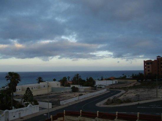 Morasol Atlantico: vista dal terrazzino della sala