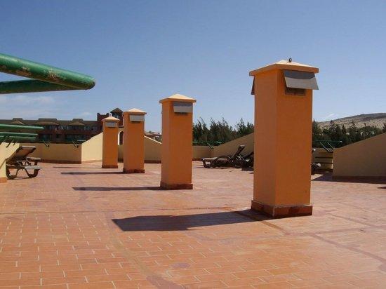 Morasol Atlantico: terrazza per nudisti