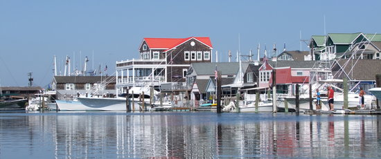 Periwinkle Inn : Cape May inlet