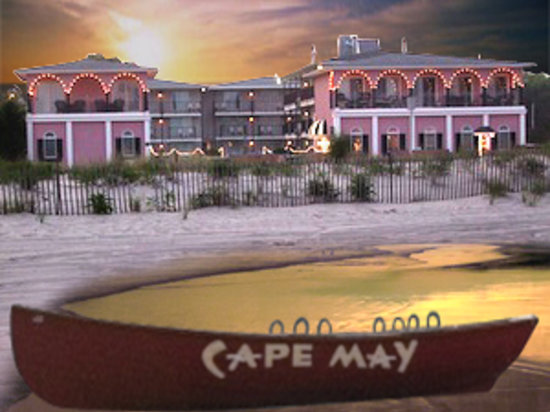 Periwinkle Inn : Periwinkle Oceanfront on the Jersey Shore