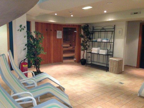 Hotel Seewirt: Saunabereich
