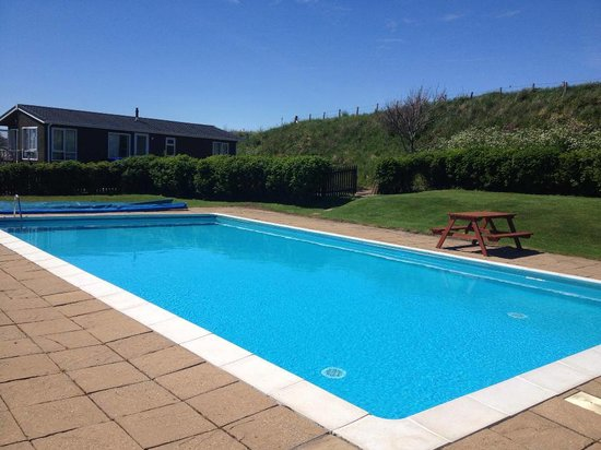 Sauchope links caravan park updated 2018 campground reviews crail scotland tripadvisor for Hotels with swimming pools in scotland