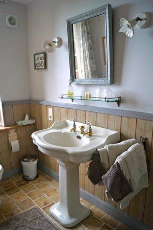 Rosebud : Salle de bains