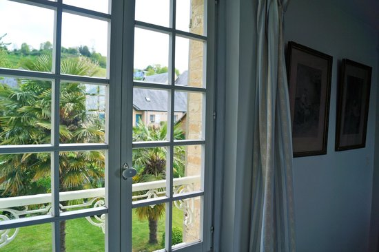 Rosebud : vue fenêtre