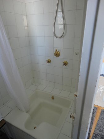 Hotel Coral: ducha