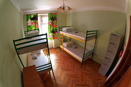 Kiev Central Station Hostel: 4-bed dorm
