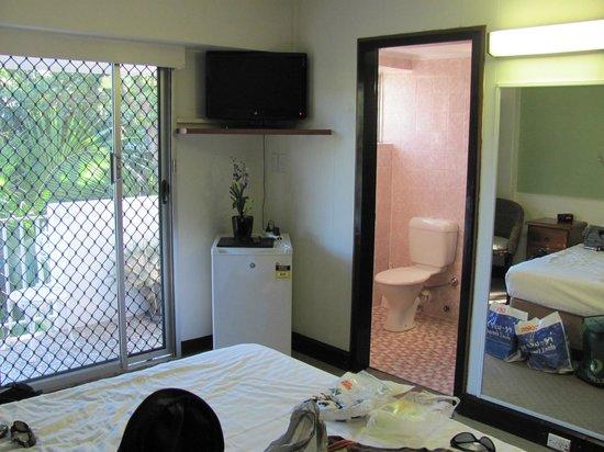 Paravista Motel: Room