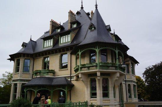 chamagne 39 s disneyland review of villa demoiselle reims france tripadvisor. Black Bedroom Furniture Sets. Home Design Ideas