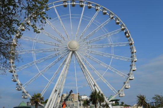 Town of Torquay: Giant wheel