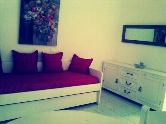 Glaronisia Hotel: ανεση