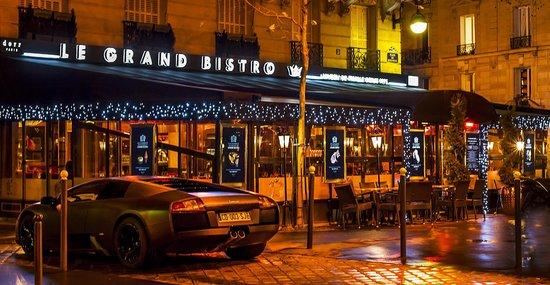 Restaurant Duroc Paris