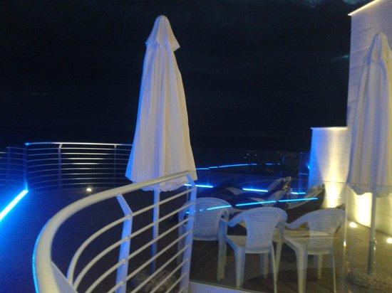 Hotel L'Approdo: terrazza