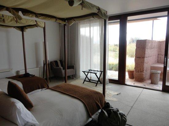 Tierra Atacama Hotel & Spa: la mia camera