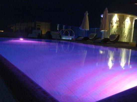 Hotel L'Approdo: piscina al 3° piano