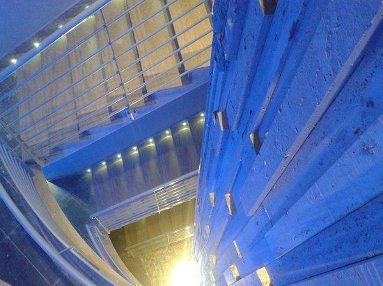 Hotel L'Approdo: scala