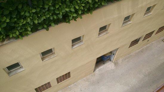 Premier Gran Hotel Reymar & Spa: Vistas a la lavandería