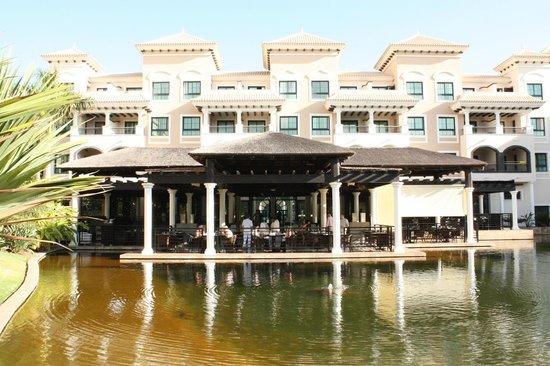 Gran Melia Palacio de Isora Resort & Spa: Terraza del restaurante Pangea