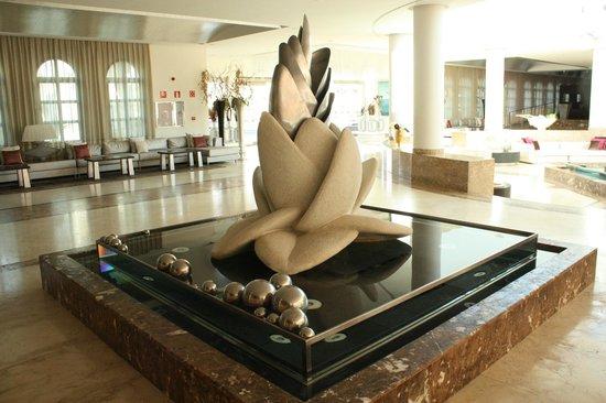 Gran Melia Palacio de Isora Resort & Spa: Hall