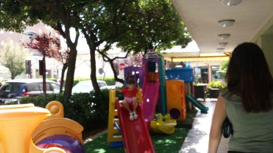 Hotel Cristallo: giochi