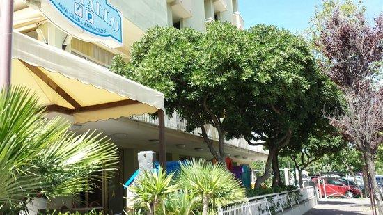 Hotel Cristallo : all
