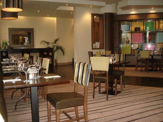 Jurys Inn Newcastle: The restaurant