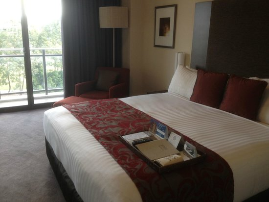 Rydges Campbelltown Sydney: Very comfy bed