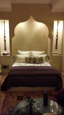 Riad Cocoon: Chambre Purple Haze