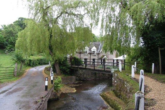 The Bridge Inn - Michaelchurch Escley: The Bridge Inn, Michaelchurch Escley